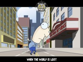 TSP - When the world is Lost by superadrian