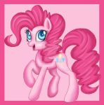 Tablet Practice: Pinkie Pie