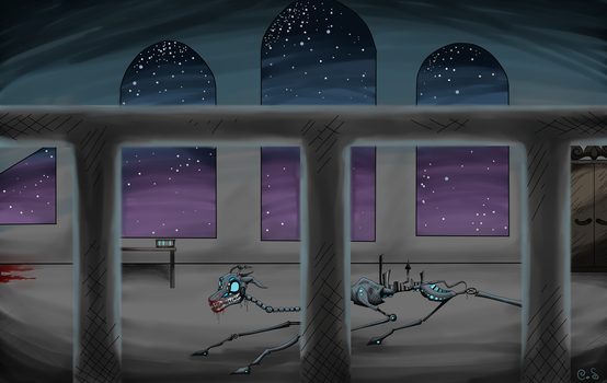 Halloween Contest Entry by Clockwork-Shadow