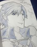 Chrom ~ scribble by CrystalMelody-FT