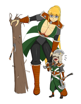 For Asgard! by CorruptKING