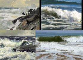 waves studies by MathiasZamecki
