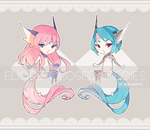 [CS: ELIORE] Watery Batch [CLOSED] by rein-adopts