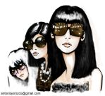 Fashion Gurls by AOZcouture