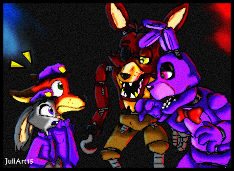 Surprise!!! by JuliArt15