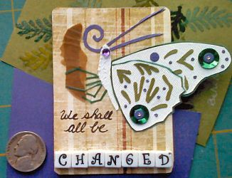 Ye shall be changed by noellecampbell