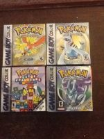 Pokemon Generation 2 Complete Handheld Collection by LadySesshy