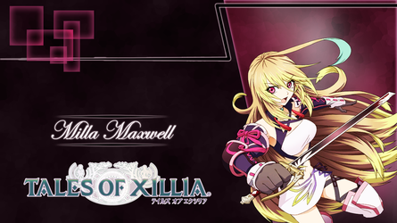 Milla Maxwell Complex WP by oathkeeper9918