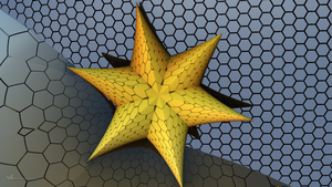HexGrid Star - My Final star for awhile by PaMonk
