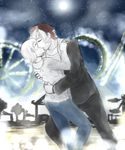 [Undertale] Madstablooky: First KISS by MayJasmine