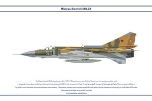 MiG-23 USSR 3 by WS-Clave