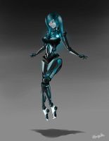 Vocaloid Reloaded - Hatsune Miku by Pueffue