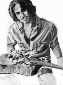 Johnny WIP 2 by lucky-your-with-amy