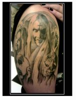 House of 1000 Corpses Tattoo by kayden7