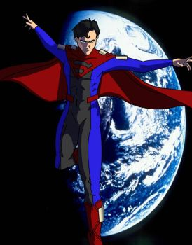 Superman of Earth 8 by Bear-Goggles