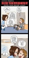SPN S12 EPS 5 WINCEST AND BIG SPOILERS by KamiDiox