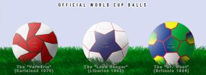 World Cup Official Match Balls (Strike Witches) by ThanyTony