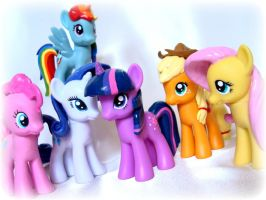 Custom MLP FiM Set by Dragon620026