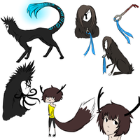 new character ideas by eco226