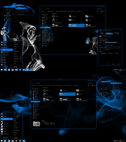 Ghostly for Windows 10 Creators Update by gsw953onDA