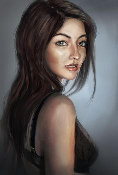 Portrait by Indeed-Aldiss