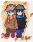 autumn with you by Maoden-DOis