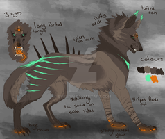 Design: Re-Sewn by ZombieMutt13