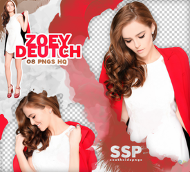 Png Pack 3832 - Zoey Deutch by southsidepngs