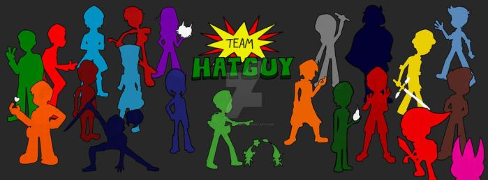 Team HatGuy Cover by jackthehatguy