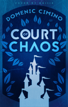 Court of Chaos (Wattpad cover) by Albus-Potter