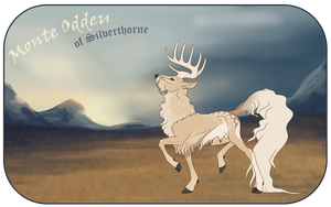 Monte Oddeu | Stag | Soldier by RusticForrest