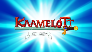 Kaamelott version Adventure Time #1 by DiggerEl7