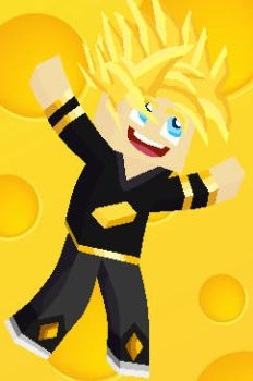 GoldSolace by EnderMinerRaph