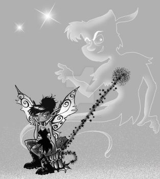 Wicked Tink by TonyTempest