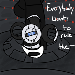 Everybody Wants to Rule the World: Lyric Post by Jayfeather-wings