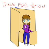 Thank You For Added my draw on yours collections by Girly34