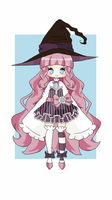 Witch Adopt Auction [Closed] by yuki-white