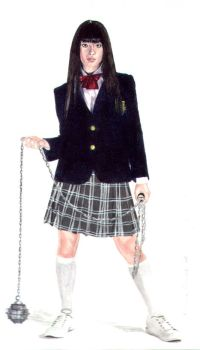 Gogo Yubari by nunofrias