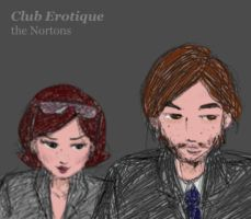 Club Erotique - The Nortons by uh-oh