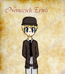 Nemecsek - The Paul Street Boys by blinqq
