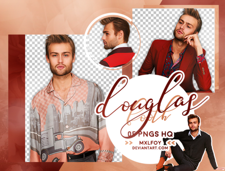 Pack png 140 // Douglas Booth by mxlfoy