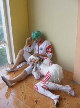 Deadman Wonderland by satsuyurami