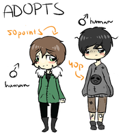 Adopts (closed) by adoptxx