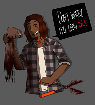Comm// It'll Grow Back by logias