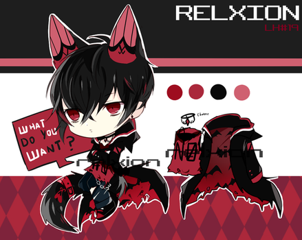 [AUCTION*CLOSED]Lineheart*19 by Relxion-kun