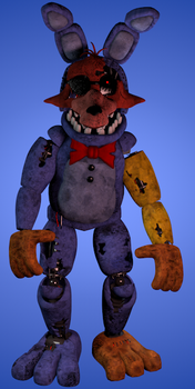 Withered Monster by luizcrafted