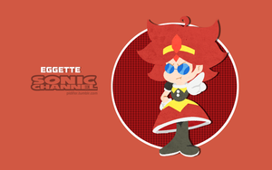 Eggette - Sonic Channel Style by Pidifer