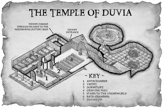 The Temple of Duvia