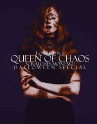 Scratches | Halloween Special | Sophie Turner. by iQueenS