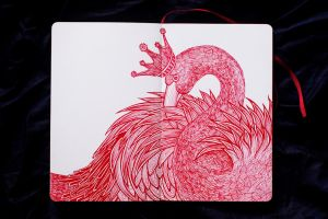 DANCING FLAMINGO by Green4ever0108